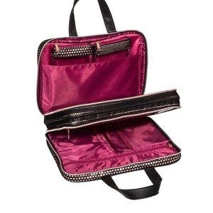 5c6b95a1c69 Sonia Kashuk Bags | Rose Gold Mesh Metallic Cosmetic Bag | Poshmark